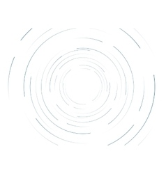 Abstract round lines background vector