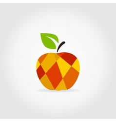 Apple6 vector image vector image