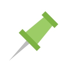 Thumb pin vector