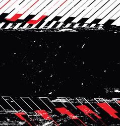grunge background design vector image