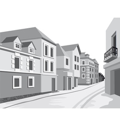 Street views vector