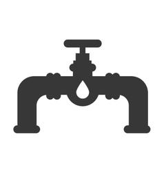 tap liquid water oil vector image vector image