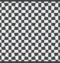 Unequal checks abstract checkered background vector