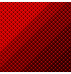 Abstract red pattern background vector image