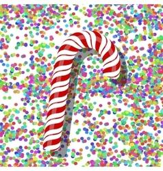 Candy cane vector