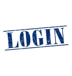Login vector