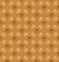 leather background vector image vector image