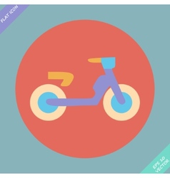 Transportation flat icon pictogram vector
