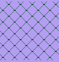 oval line geometric seamless pattern 1101 vector image vector image