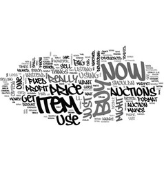 When not to use buy now text word cloud concept vector