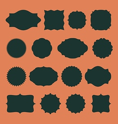 Frame and label set vector