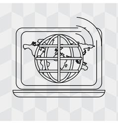 News icon design vector