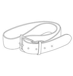 Belt 01 vector