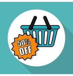 Shopping  editable icon vector