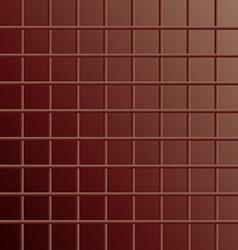 Chocolate tiled vector