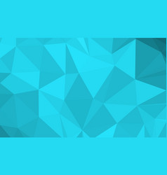 ice low poly background vector image