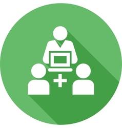 Online Support vector image vector image