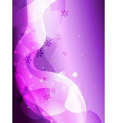 wave design vector image vector image