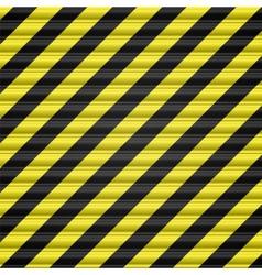 Basic RGBSteel striped door shutter vector image