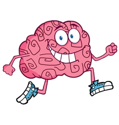 Running brain vector