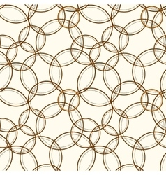 Seamless dotted and lined pattern vector