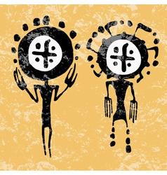 Humanoids vector