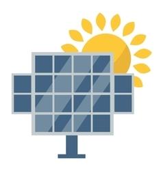 Sun solar energy vector