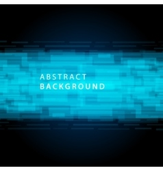 Digital geometric lines abstract background vector