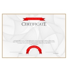 Modern certificate and diplomas template vector