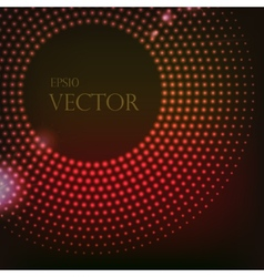 Abstract colored shape for your business idea vector