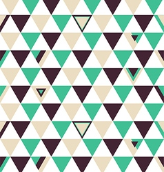 UK Top Colors Background Triangle Polygon vector image
