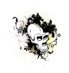 summer tshirt design vector image vector image