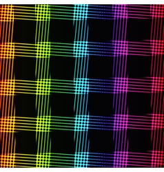 vibrant abstract background vector image vector image