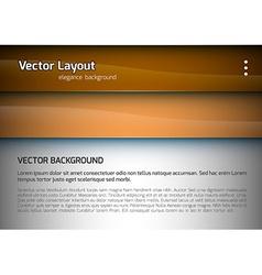 Orange design vector