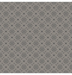 Geometric seamless pattern in arabian style can vector
