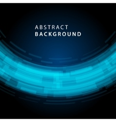Digital geometric lines abstract background vector image vector image