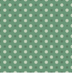 Clean Simple White Graphic Seamless Pattern vector image vector image
