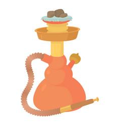 Hookah icon cartoon style vector
