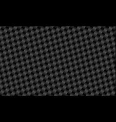 Slanted carbon texture background vector