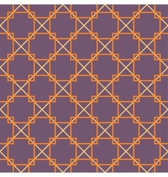 Seamless square pattern purple background vector