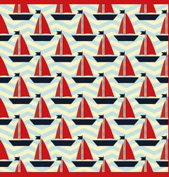 Maritime mood vector