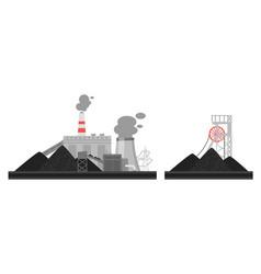 Coal plant vector