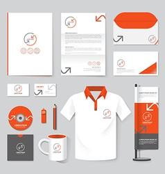 Brochure flyer magazine folder t-shirtcover bookle vector