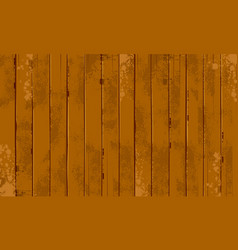 Grunge rustic wood plank background vector