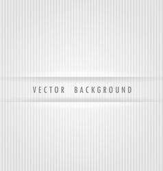White strips background vector