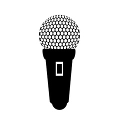 Microphone mic audio technology vector