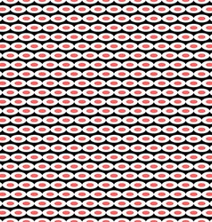 Sushi seamless background texture asian pattern vector