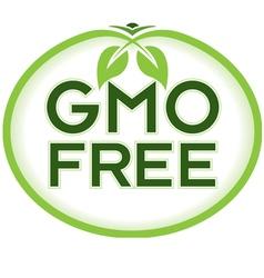Gmo free vector