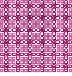 Seamless wallpaper purple geometric repetitive vector