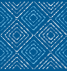Blue and white asian style concept seamless vector